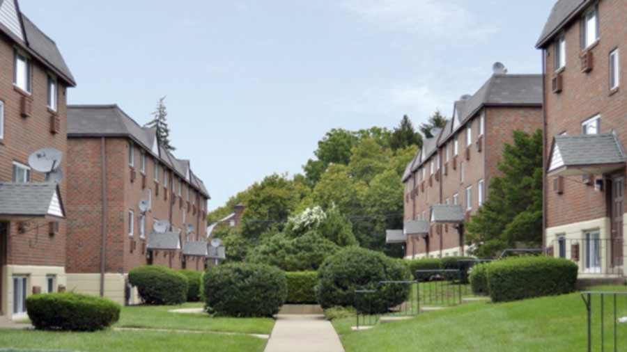Oakwood Apartments in Upper Darby, PA