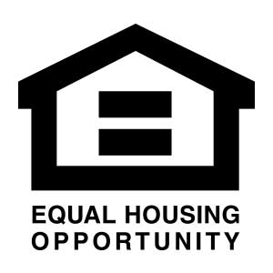 An Equal Housing Opportunity