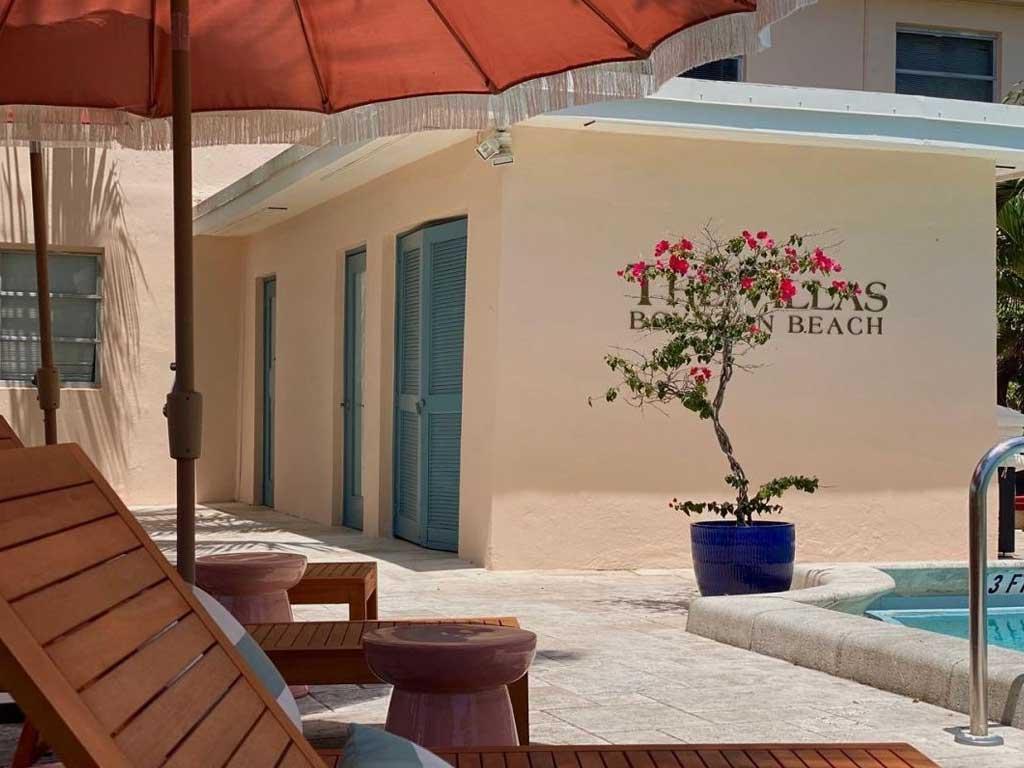 The Villas at Boynton Beach exterior pool